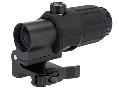Phantom 3X-H 3X Flip to Side Magnifier for Red Dot Optics