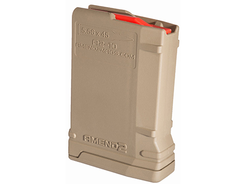 Amend2 AR-15 MOD-2 10 Round Magazine (Color: Flat Dark Earth)