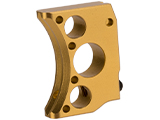 Airsoft Masterpiece Aluminum Trigger - Type 12 (Color: Gold)