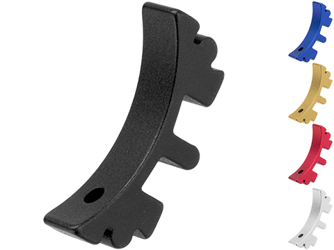Airsoft Masterpiece Aluminum Puzzle Trigger - Curved Short