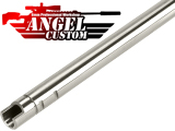 Angel Custom G2 SUS304 Stainless Steel Precision 6.01mm Airsoft WE-Tech GBB Tightbore Inner Barrel (Length: 510mm)