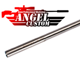 Angel Custom G2 SUS304 Stainless Steel Precision 6.01mm Airsoft Sniper Rifle Tightbore Inner Barrel (Length: 486mm SnowWolf)