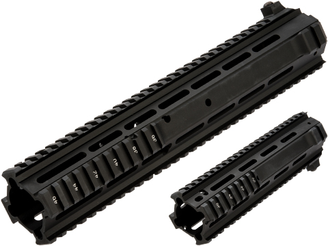 Angry Gun Full Metal L119A2 Rail for M4 / M16 Series Airsoft Rifles