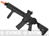 6mmProShop AA16 E3 Full Metal Li-Po Ready High Performance Competition Airsoft AEG - Black