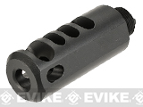 Avengers Airsoft CNC Flash Hider Compensator (Thread: 16mm Positive Male)