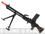 Matrix Full Metal ZB vz. 26 Airsoft AEG Machine Gun w/ Folding Bipod - Imitation Wood
