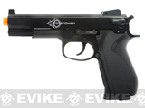 z Firepower .45 Full Size Airsoft Heavy Weight Pistol with Metal Slide