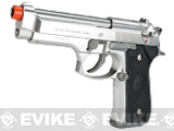 Tokyo Marui M92F Military Airsoft Spring Pistol (Color: Silver)