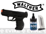 Walther P22 Airsoft Spring Pistol by Umarex - Black