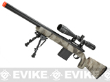 APS M50 Shell Ejecting Co2 Powered Airsoft Gas Sniper Rifle 500~590 FPS (Model: ATACS AU)