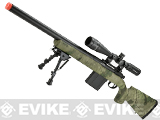APS M50 Shell Ejecting Co2 Powered Airsoft Gas Sniper Rifle 500~590 FPS (Model: ATACS FG)