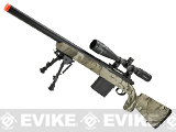APS M50 Shell Ejecting Co2 Powered Airsoft Gas Sniper Rifle (500~590 FPS) - Multicam