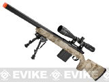 APS M50 Shell Ejecting Co2 Powered Airsoft Gas Sniper Rifle (500~590 FPS) - Kryptek Nomad