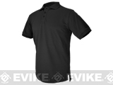 Hazard 4 Undervest Polo Shirt - Black / Small