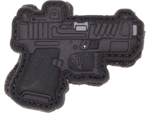 Aprilla Design PVC IFF Hook and Loop Modern Warfare Series Patch (Gun: Fowler Industries G26)
