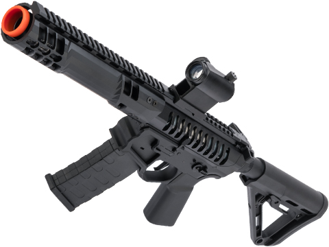 EMG F-1 Firearms PDW Airsoft AEG Training Rifle w/ eSE Electronic Trigger