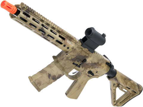 EMG NOVESKE Gen 4 w/ eSilverEdge SDU2.0 Gearbox Airsoft AEG Training Rifle (Model: Shorty / ATACS AU)