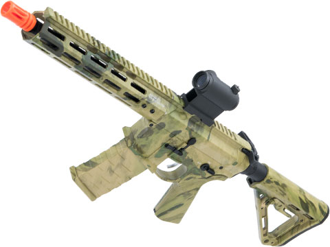 EMG NOVESKE Gen 4 w/ eSilverEdge SDU2.0 Gearbox Airsoft AEG Training Rifle (Model: Shorty / ATACS FG)