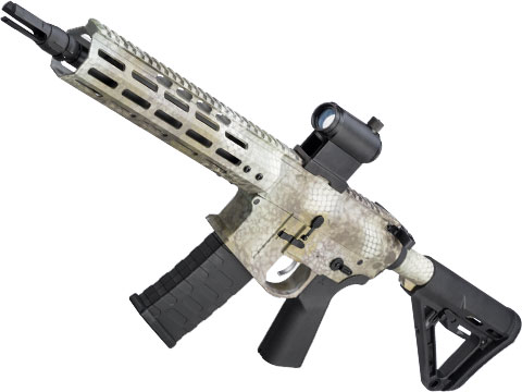 EMG NOVESKE Gen 4 w/ eSilverEdge SDU2.0 Gearbox Airsoft AEG Training Rifle (Model: Shorty / Krpytek Kratos)