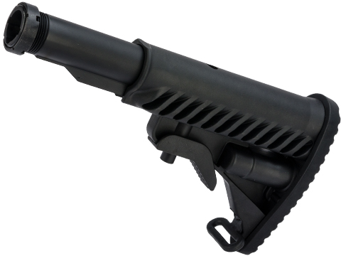 APS 556 Type Retractable Stock with 5 Position Metal Tube
