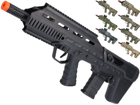 APS V.2 Full Size UAR Urban Assault Rifle Airsoft AEG w/ Metal Gear Box (Color: Black)