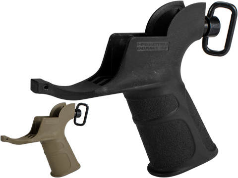 APS Hakkotsu Endurance Grip with Integrated Trigger Guard for M4 Series Airsoft AEG Rifles