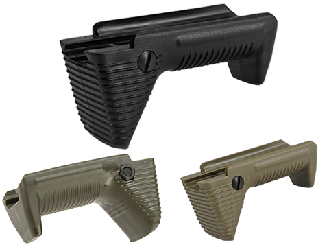 APS Dynamic Hand Stop Polymer Angled Airsoft Foregrip