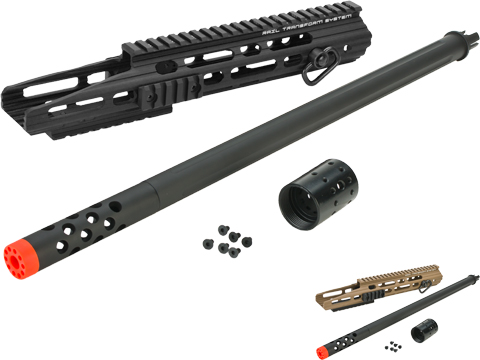 APS Guardian RIS Handguard Conversion Kit for M4 / M16 Series Airsoft AEG Rifles