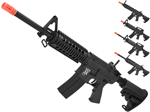 APS Kompetitor Electric Blowback M4 Airsoft AEG Rifle