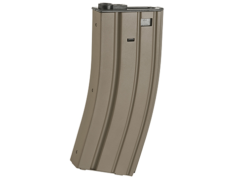 APS 300rd Hi-Capacity Magazine for M4 / M16 / UAR Series Airsoft AEG Rifles (Model: STANAG / Dark Earth)