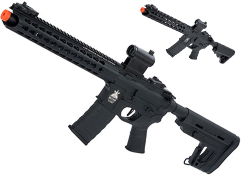 APS ASR116 Electric Blowback Airsoft M4 AEG