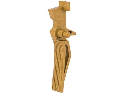 APS TDT Tactical Dynamic Trigger V2 for Airsoft M4 AEGs (Color: Gold)
