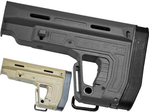 APS RS-1 Retractable Stock for M4/M16 Airsoft AEGs
