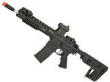 APS ASR114 Full Metal 10 M4 Airsoft AEG Rifle with RS-1 Stock