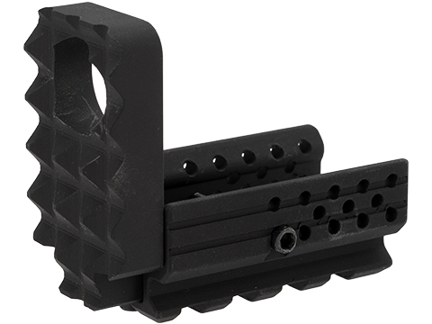 APS / 5KU Strike Face Front Kit for Elite Force / UMAREX GLOCK, ISSC M22, SAI BLU, Lonewolf, & Compatible Airsoft Gas Blowback Pistols