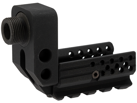APS / 5KU SAS Front Kit for Elite Force / UMAREX GLOCK, ISSC M22, SAI BLU, Lonewolf, & Compatible Airsoft Gas Blowback Pistols