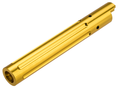 APS Outer Barrel for Hi-Capa 5.1 Pistols (Color: Gold / Straight)