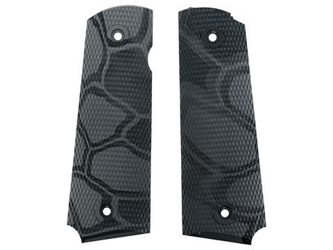 APS Grip Panel for TM 1911 Series GBB Pistols (Color: Urban Serpent)