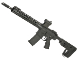 APS Phantom Extremis Mark II 2.0 eSilverEdge M4 AEG with 12.5 Keymod Handguard