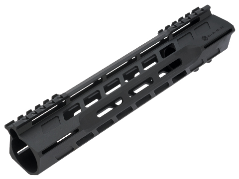 Quantum Mechanics 10 DASH Handguard for AR15 Pattern Rifles