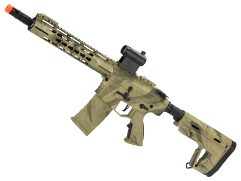 APS Phantom Extremis Mark I M4 AEG with 10 Keymod Handguard (Color: ATACS FG)