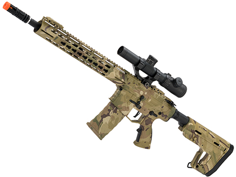 APS Phantom Extremis Mark II M4 AEG with 12.5 Keymod Handguard (Color: Multicam)