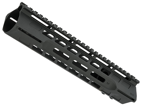 APS Phantom 10 3.0 M-LOK Handguard for M4/M16 Series Airsoft AEGs (Color: Black)