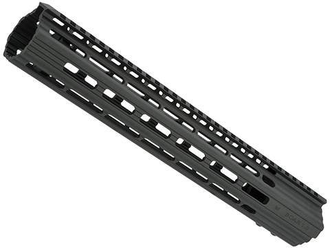 APS Boar 1.0 13 M-LOK Handguard for M4/M16 Series Airsoft AEGs (Color: Black)