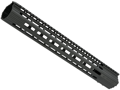 APS Boar 2.0 15 M-LOK Handguard for M4/M16 Series Airsoft AEGs (Color: Black)