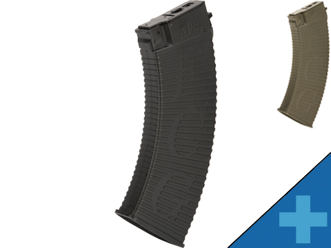 APS HELL Style 500rd Hi-Cap Magazine for Airsoft AK Series AEG