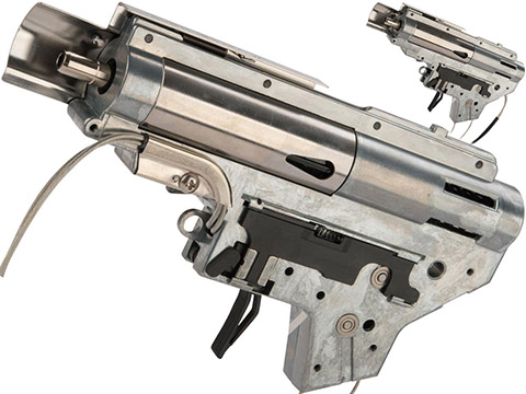 APS Silver Edge 8mm Version 2 Non-Blowback AEG Gearbox