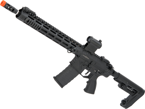 APS Phantom Extremis Mark I M4 AEG with 10 M-LOK Handguard (Color: Black / RS2 Stock)