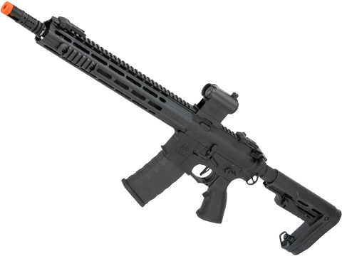 APS Full Metal Spyder M-LOK 2.0 eSilverEdge M4 Airsoft AEG (Length: 13)
