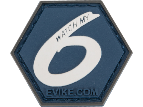 Operator Profile PVC Hex Patch Catchphrase Series (Style: Watch My 6)
